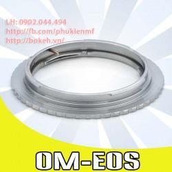 Olympus OM - Canon EOS ( OM-EOS )