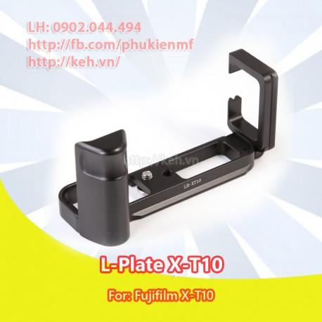 L-Plate Bracket Hand Grip for Fujifilm X-T10