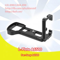 L-Plate Bracket Hand Grip for Sony A6500