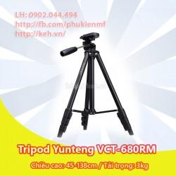 Chân máy ảnh Yunteng Tripod VCT-680 cho DSLR Camera