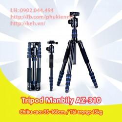 Chân máy ảnh Tripod Manbily AZ-310