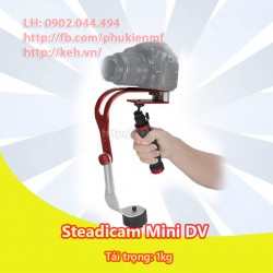 Steadicam DV Mini Gopro, Iphone, điện thoại