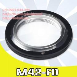 M42 - Canon FD/FL (M42-FD)
