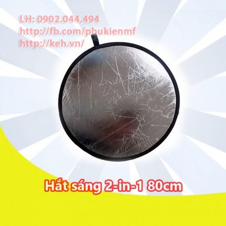 Tấm hắt sáng 2 trong 1 đường kính 80cm