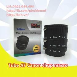 Tube Canon AF nối dài chụp macro