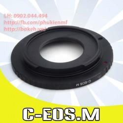 Cine C mount - Canon EOS-M (C-EOSM)