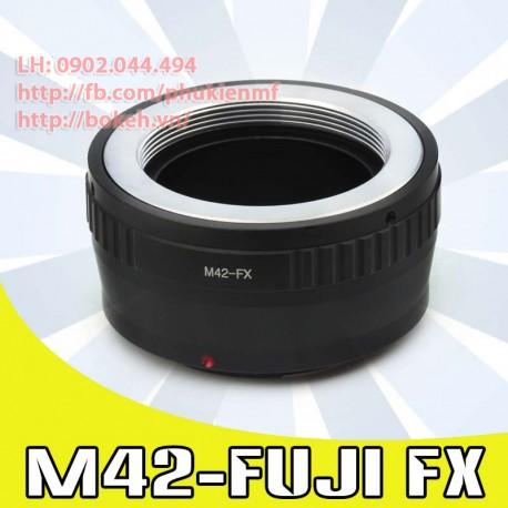 M42 - Fujifilm X (M42-FX)