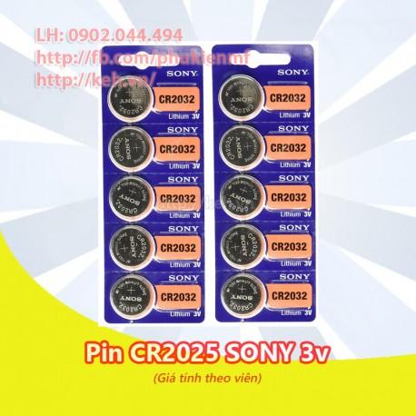 Pin đo sáng CR2025