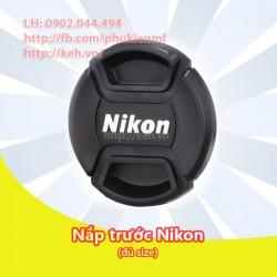 Nắp/Cap trước Nikon (đủ size)