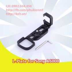 L-Plate for Sony A6000