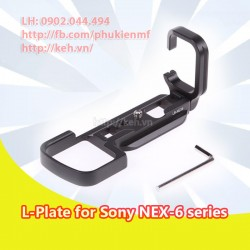 L-Plate for Sony NEX6, A6000