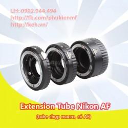 Tube Macro Nikon AF (đuôi sắt)
