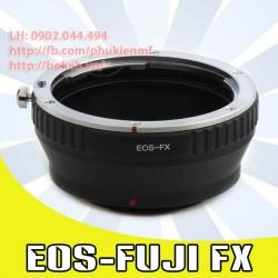 Canon EOS - Fujifilm X (EOS-FX)