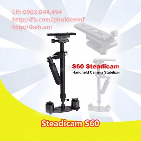 Steadicam S60 - Tay cầm chống rung, ổn định máy quay phim