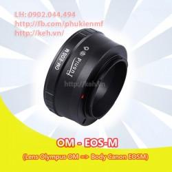 Mount Olympus OM - Canon EOS-M (OM-EOSM)