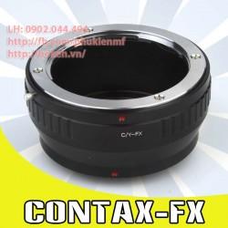 Contax/Yashica - Fujifilm X ( CY-FX )