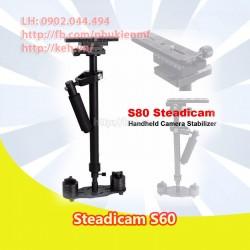 Steadicam S80 - Tay cầm chống rung, ổn định máy quay phim