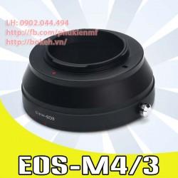 Canon EOS - M4/3 (EOS-M4/3)