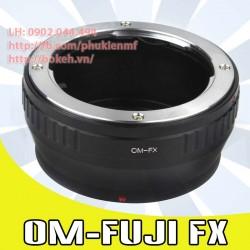 Olympus OM - Fujifilm X ( OM-FX )