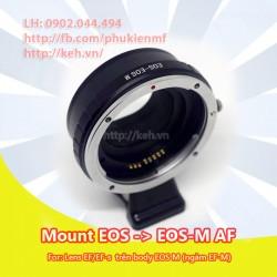 Mount Canon EOS – EOS-M Auto Focus (EOS-EOSM)
