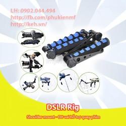 DSLR Rig Shoulder mount Đỡ vai hỗ trợ quay phim RL-01
