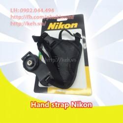 Dây đeo cổ tay / Hand Strap Nikon