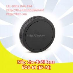 Cap sau lens EOS M