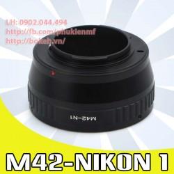 M42 - Nikon 1 (M42-N1)