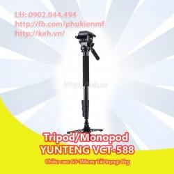 Chân máy ảnh Monopod Tripod Yunteng VCT-588