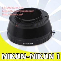 Nikon F/AI/AIS - Nikon 1 (AI-N1)
