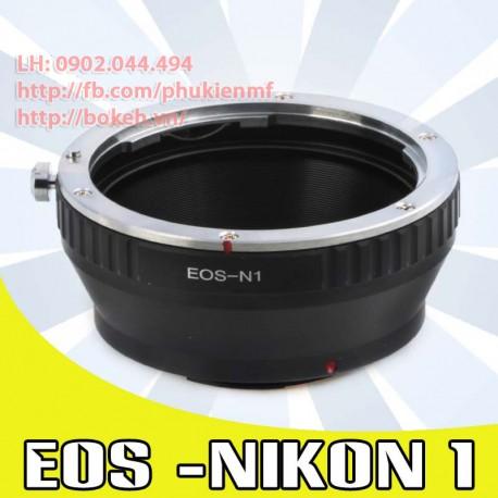 Canon EOS - Nikon 1 (EOS-N1)