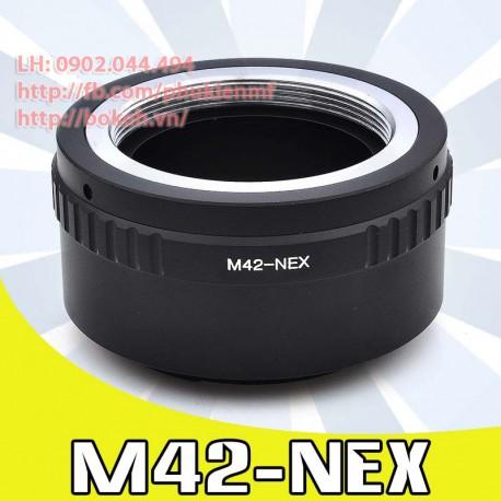 M42 - Sony E Mount (M42-NEX)