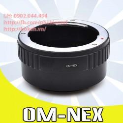 Olympus OM - Sony E Mount ( OM-NEX )