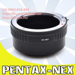 Pentax K - Sony E Mount ( PK-NEX )