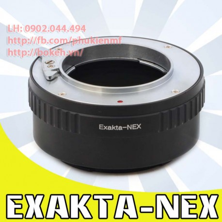 Exakta - Sony E Mount (EXA-NEX)