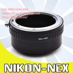 Nikon F/AI/AIS - Sony E Mount ( AI-NEX )