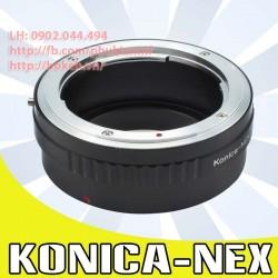 Konica AR - Sony E Mount ( AR-NEX )