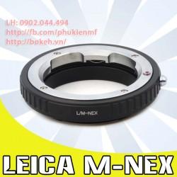 Leica M - Sony E Mount ( LM-NEX )