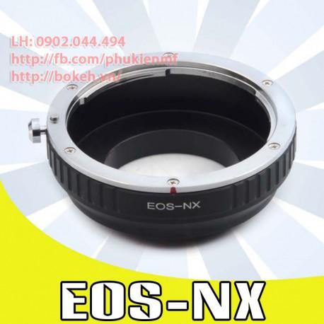 Canon EOS - Samsung NX (EOS-NX)