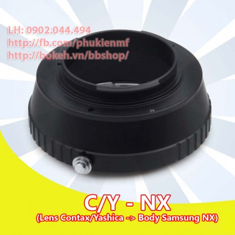 Contax/Yashica - Samsung NX (CY-NX)