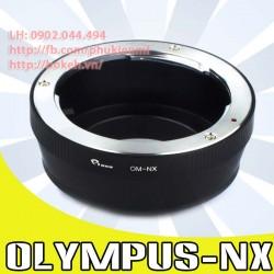 Olympus OM - Samsung NX ( OM-NX )