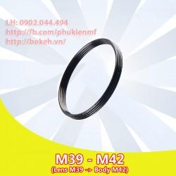 M39 - M42 (M39-M42)